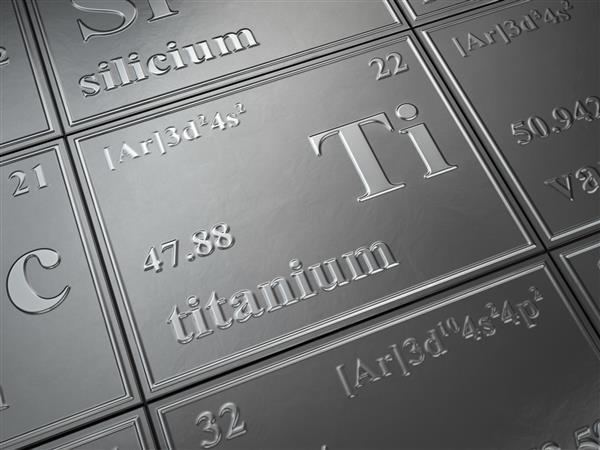 اوکراین در ماه ژانویه افت صادرات تیتانیوم را به ثبت رساند
