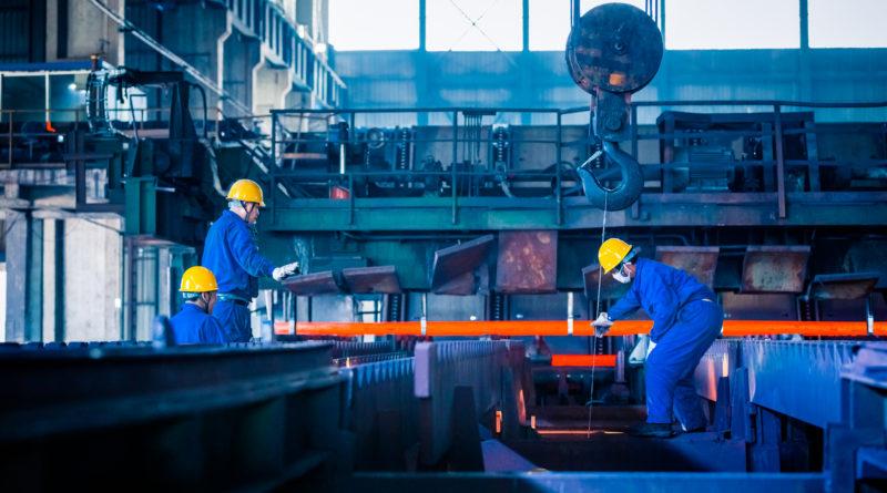 پیش بینی رشد 0.9 درصدی تولید فولاد خام ژاپن در سه ماهه دوم سال