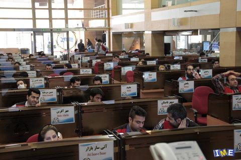 تالار صنعتی و معدنی بورس کالای ایران امروز شاهد عرضه طلا و فولاد است