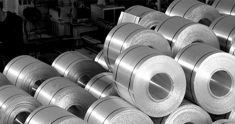 سقوط بهای آلومینیوم به زیر 2200 دلار