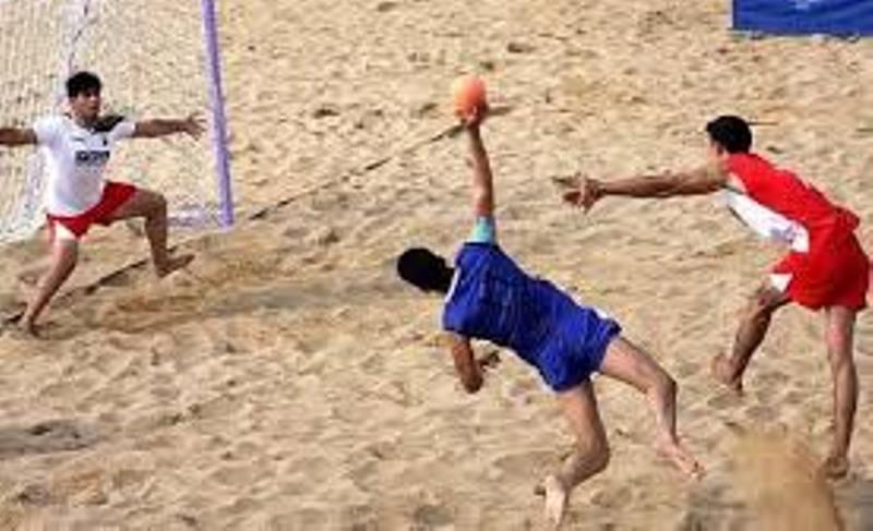 تیم فولاد آلیاژی، قهرمان مسابقات هندبال ساحلی یزد شد
