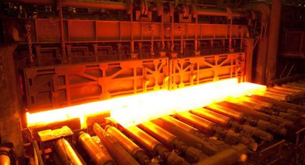 رشد 47 درصدی تولید فولاد ایران