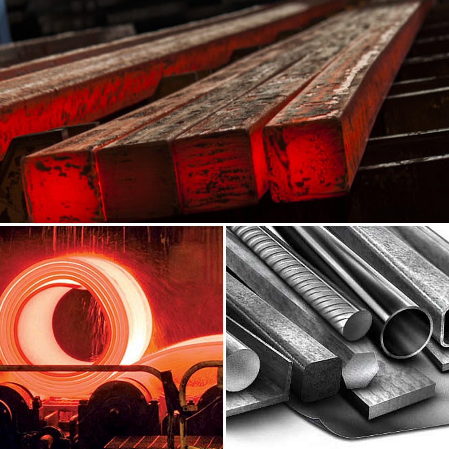 تولید شمش فولاد فولادسازان بزرگ کشور 1.7 میلیون تن شد/ تولید بیش از 960 هزار تن محصول فولادی در فروردین ماه امسال