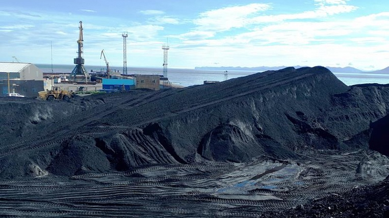 رشد تولید زغال سنگ در منطقه معدنی Chukotka روسیه در 4 ماهه اول امسال رشد داشت