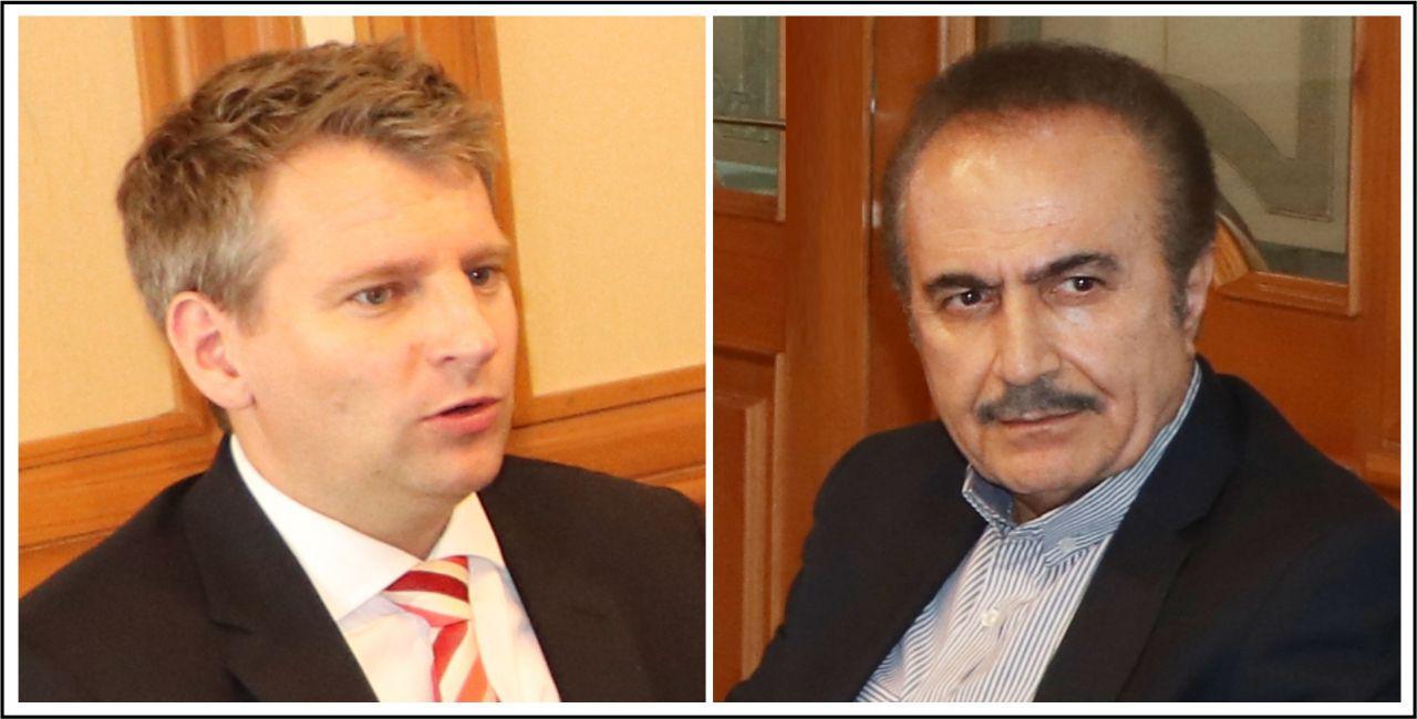گسترش همکاریها در زمینههای مختلف اقتصادی با شرکتهای آلمانی