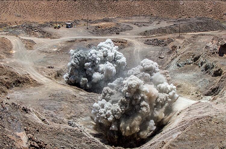 انفجار در معدن طلای خمین قربانی گرفت