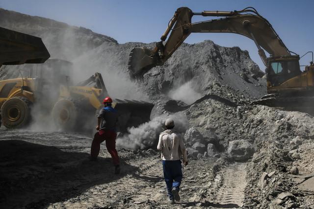 شاغلین 805 واحد معدنی آذربایجان غربی به 22 هزار نفر می رسد