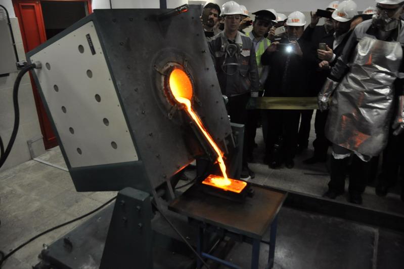 تولید 60 درصد طلای کشور در کردستان/ تولید طلای کردستان امسال به 5 تن طلا می رسد