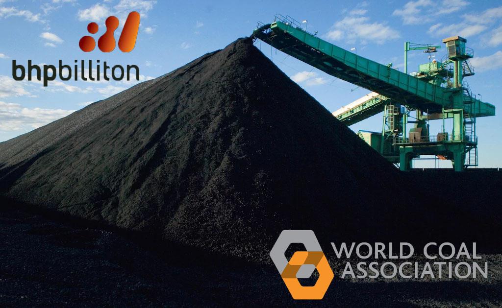 بی اچ پی از انجمن جهانی زغال سنگ و اتاق بازرگانی آمریکا خارج می شود