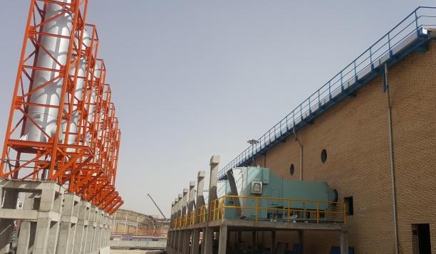پروژه احداث نیروگاه مجتمع فولاد سبا در آستانه راه اندازی کامل/ پروژه اواسط تیر یه شبکه برق متصل می شود