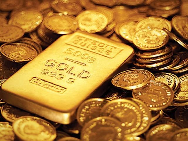 طلا 13 دلار دیگر ارزان شد