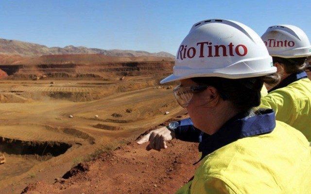 محصول سنگ آهن جدید ریو تینتو معرفی شد