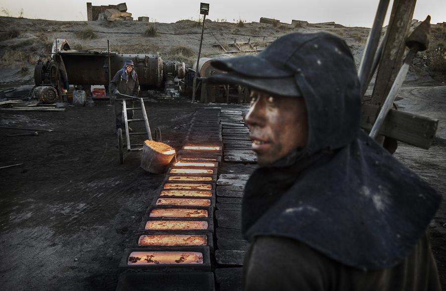 کاهش ظرفیت صنایع در هبی در دستور کار مقامات چینی