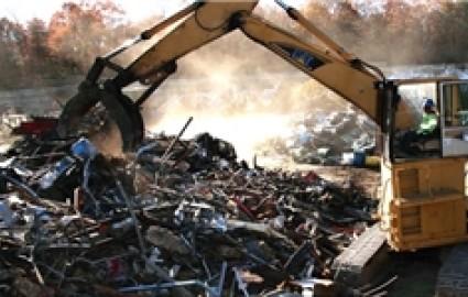 حذف حقوق گمرکی واردات قراضه و کمک به صنعت فولاد کشور
