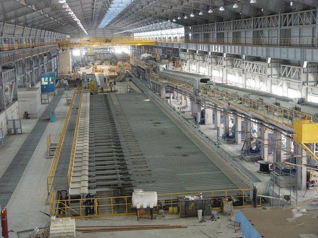 طرح توسعه فولاد سبا فردا و با حضور معاون اول رئیس جمهوربه بهره برداری می رسد