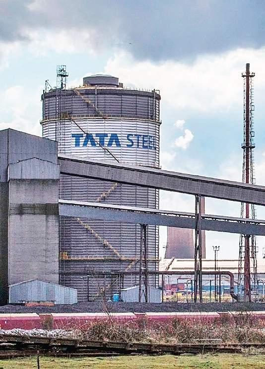 تنش های تجاری هم نتوانست حجم تولیدات فولادساز هندی را کاهش دهد