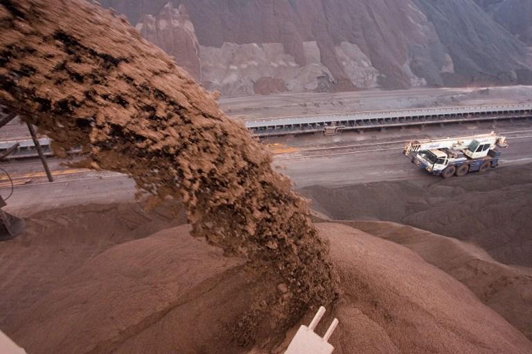 صاادرات سنگ آهن برزیل به چین در ماه جولای افزایشی بود