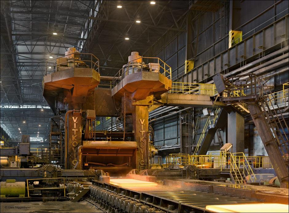 سود فولاد EVRAZ در نیمه اول سال 2018 افزایشی بود