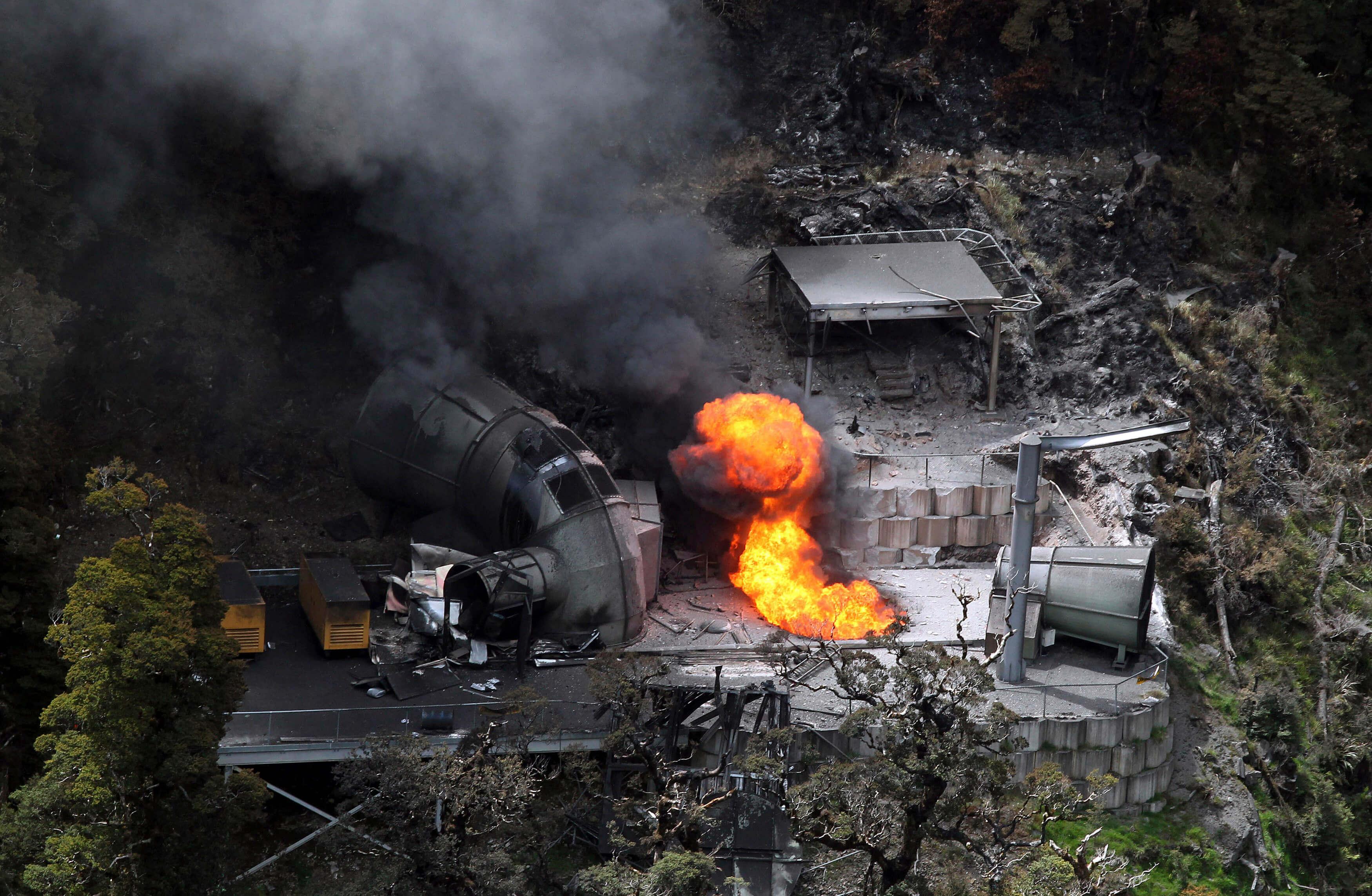 انفجار در معدن زغال سنگ پاکستان 9 کشته بر جای گذاشت/ 2 معدنچی دیگر محبوس شدند