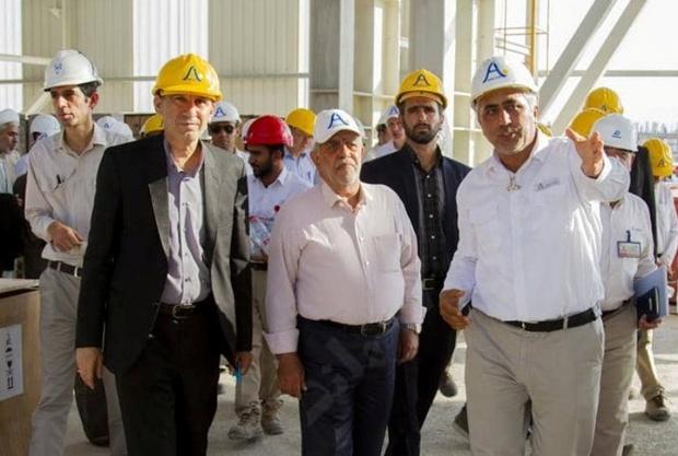 کارخانه آلومینیوم جنوب در مراحل مقدماتی راهاندازی است