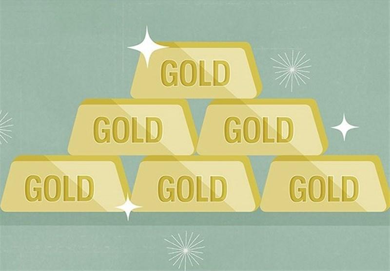 طلا به بالاترین سطح در یک هفته اخیر رسید