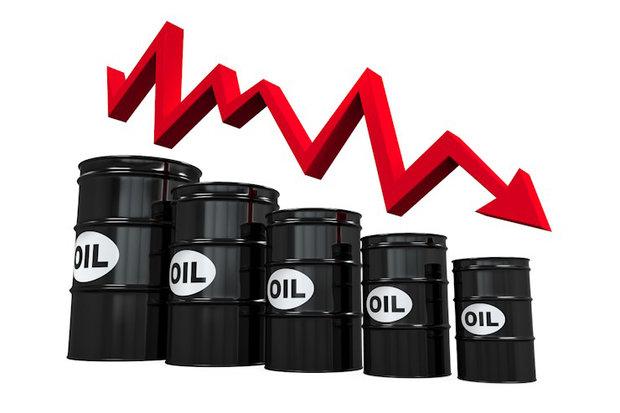 کاهش بهای نفت در بازارهای جهانی