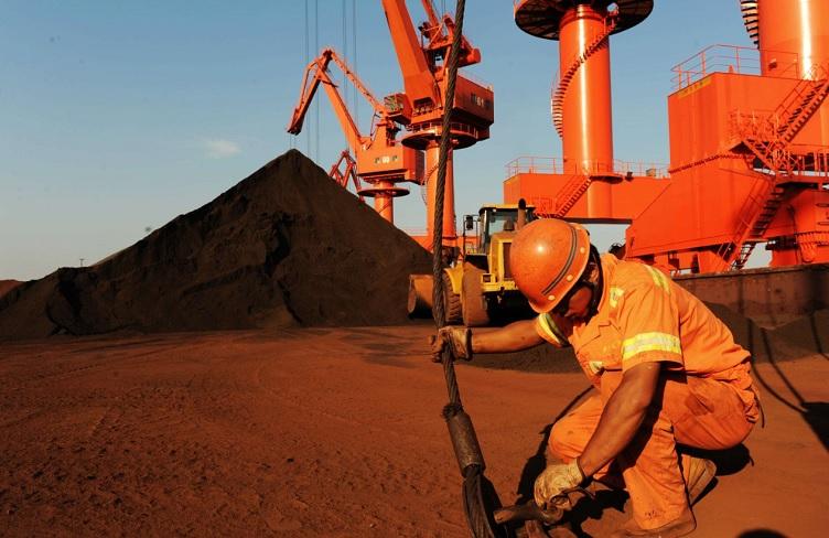 بازار سنگ آهن به خواب موقتی می رود