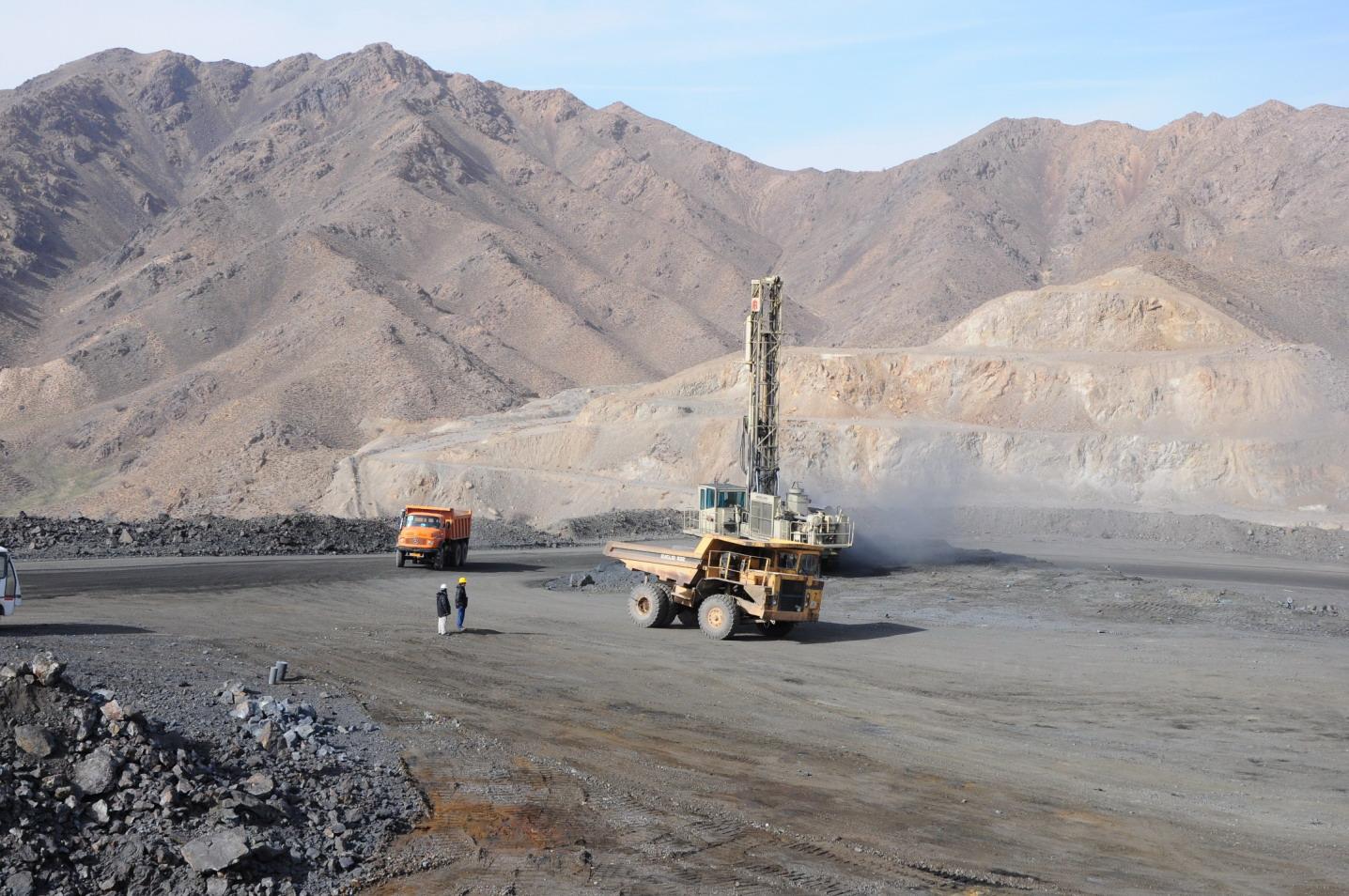 معدن سنگان به یکی از 10 معدن بزرگ دنیا تبدیل می شود