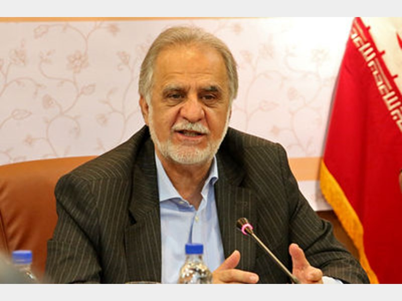کرباسیان از ایمیدرو خداحافظی کرد/ سعد محمدی به طور موقت هدایت ایمیدرو را عهده دار شد