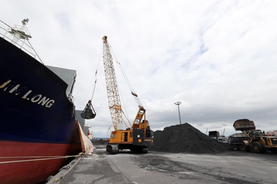 واردات سنگ آهن کره جنوبی در سپتامبر کاهشی بود