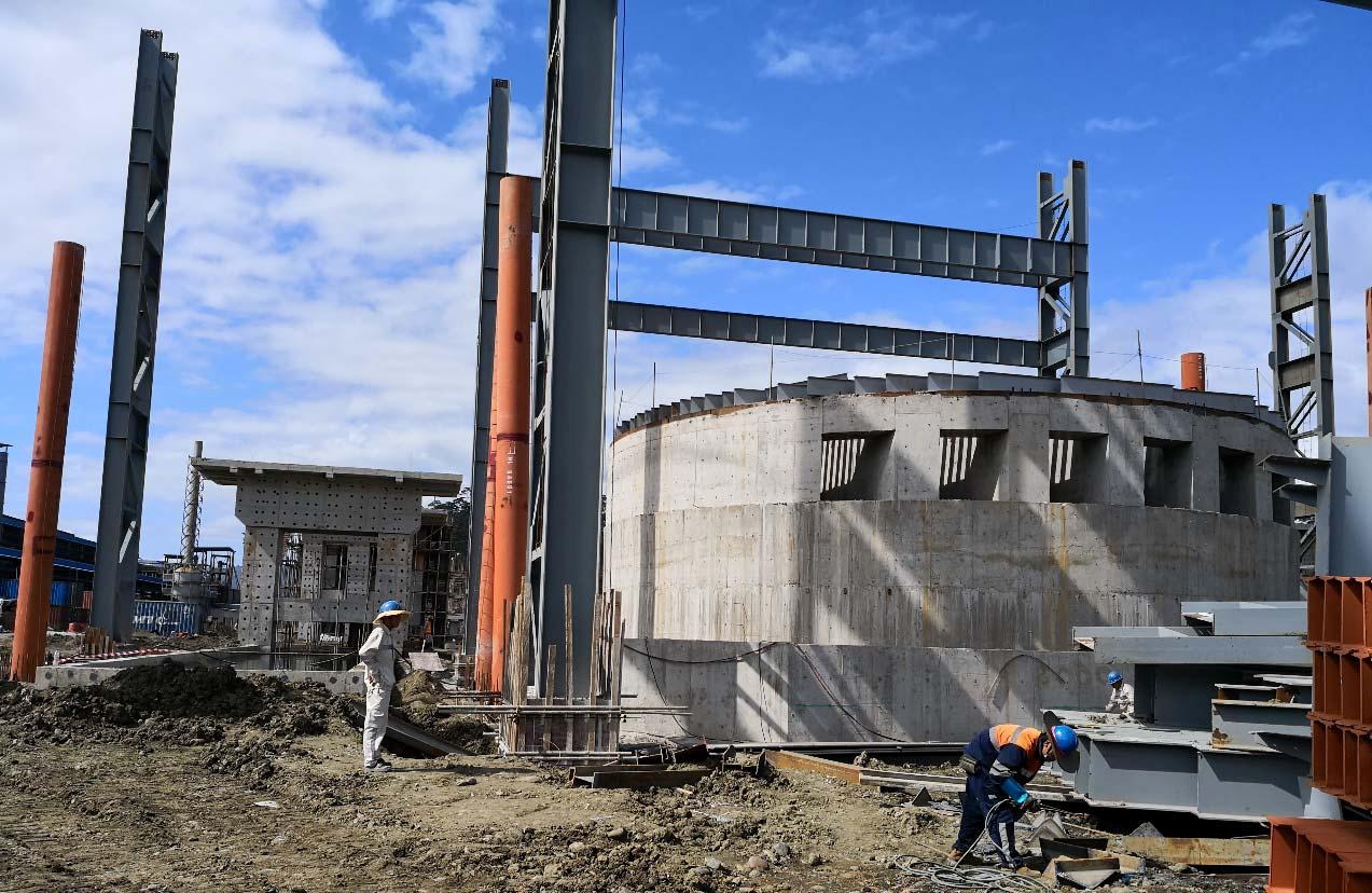پروژه تولید فولاد ضد زنگ شرکت استرالیایی در اندونزی حداقل 7 سال معافیت مالیاتی گرفت