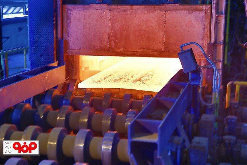رکورد تولید روزانه کلاف گرم مجتمع فولاد سبا در آذر ماه دو بار شکسته شد