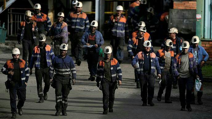 تعطیلی 26 معدن زغال سنگ اسپانیا همزمان با آغاز سال نو میلادی