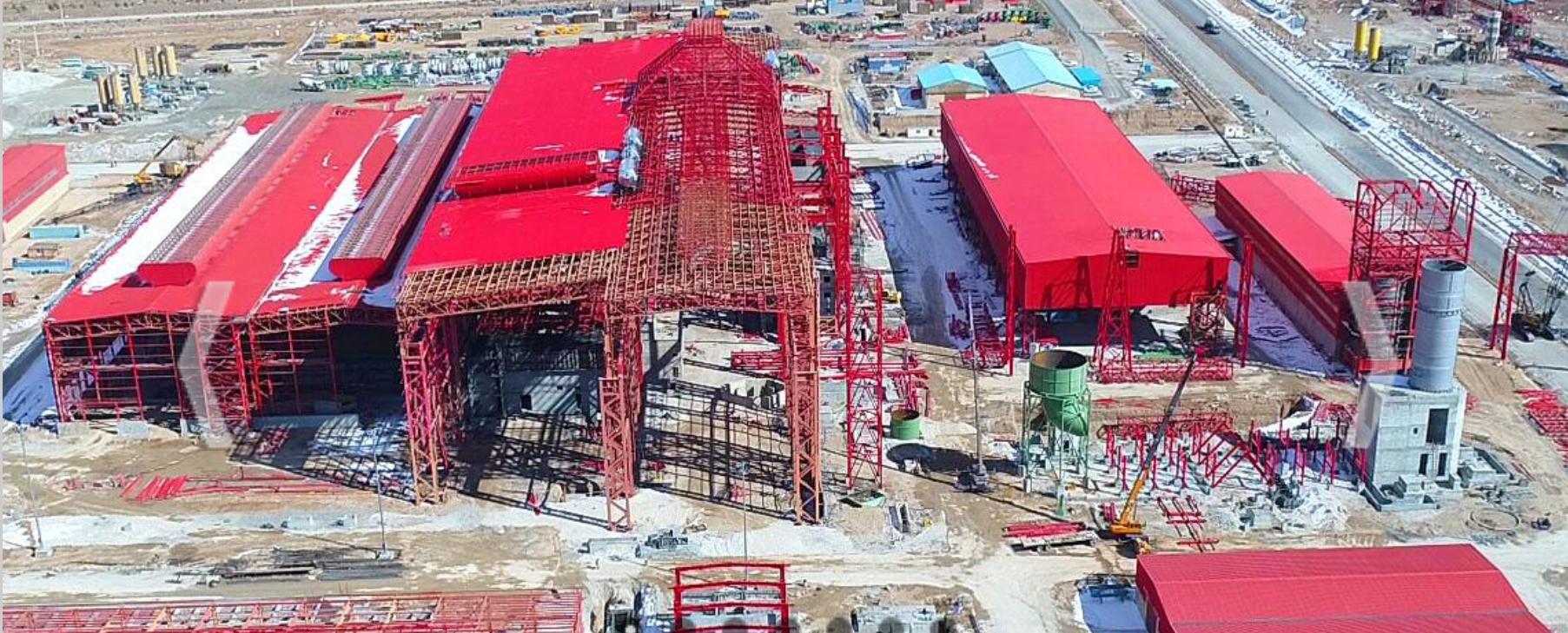 بومی سازی بخش اعظم تجهیزات واحد آهن اسفنجی/ با کمک سازندگان داخلی واحد فولادسازی را راه اندازی می کنیم