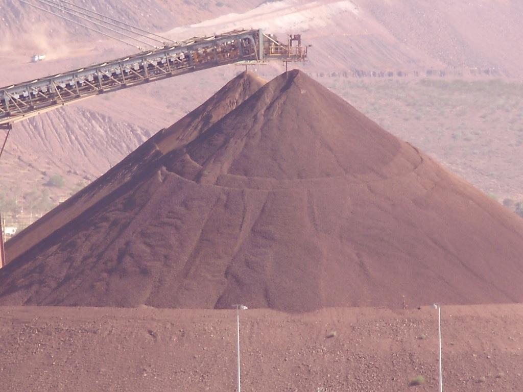 رشد 22 درصدی تولید کنسانتره سنگ آهن در 9 ماهه اول سال/ گل گهر 12 میلیون تن و چادرملو 6.7 میلیون تن کنسانتره تولید کرده است