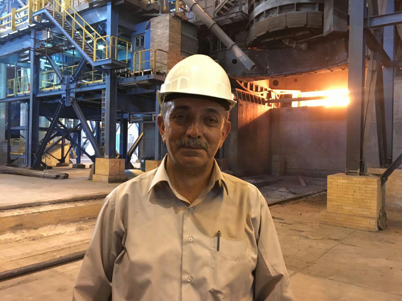 بازار فولاد در کوتاه مدت رو به رشد است/ گل گهر به دنبال کاهش قیمت تمام شده محصولات است