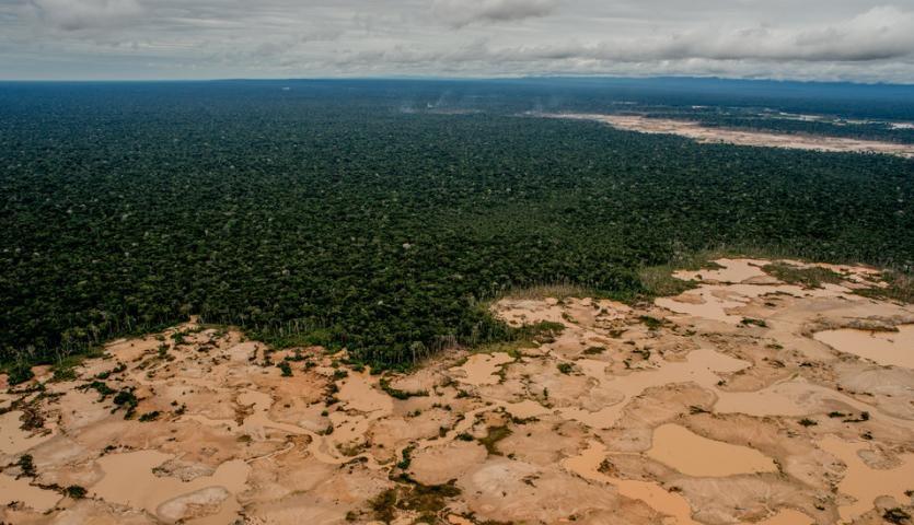 یک چهارم طلای پرو غیرقانونی تولید می شود/ احداث 4 پایگاه نظامی توسط دولت پرو برای محافظت از جنگل های آمازون