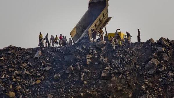 رشد قابل توجه واردات زغال سنگ هند در بین ماه های آوریل تا فوریه