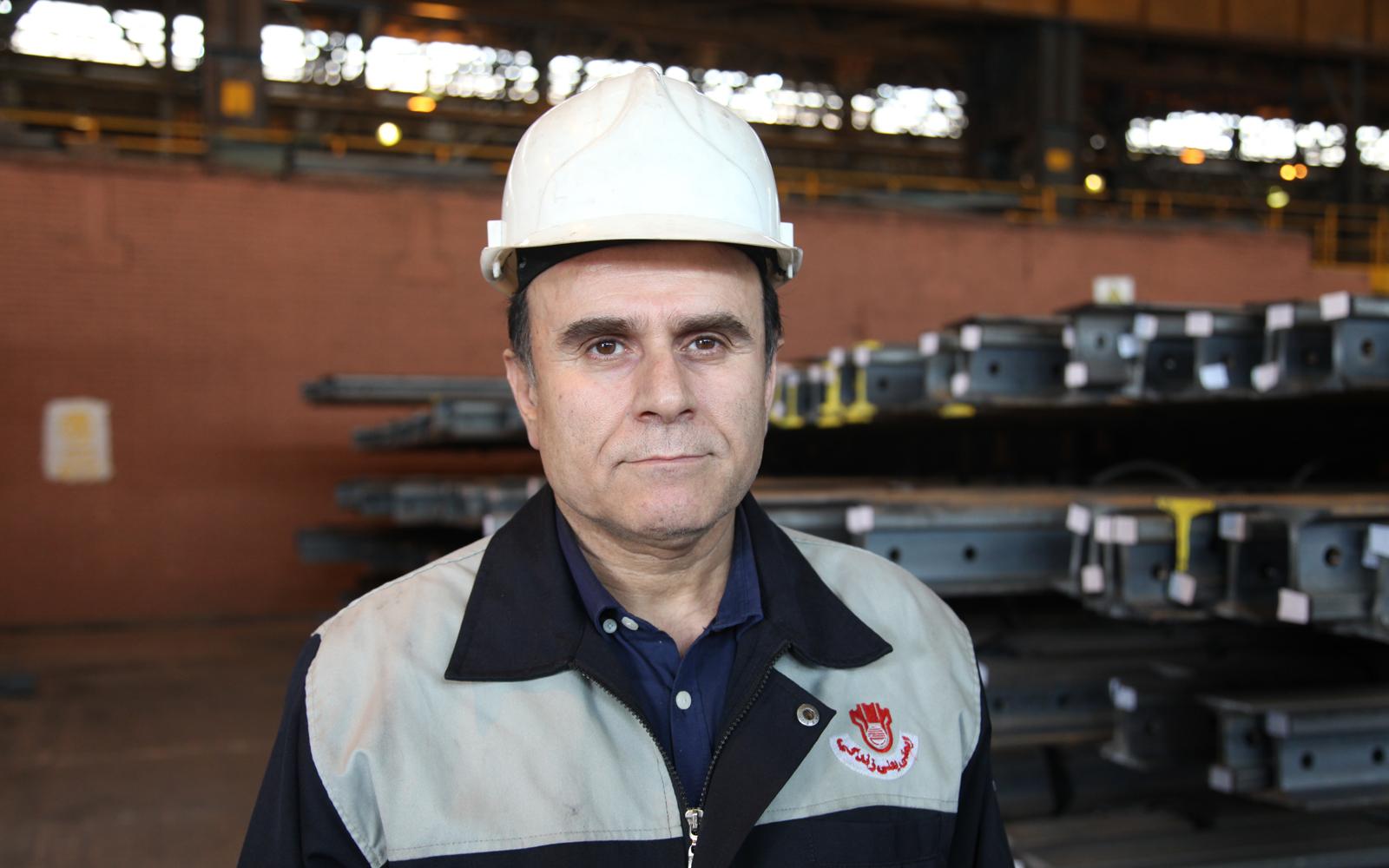 توانایی تولید بیش از 80 نوع پروفیل در شرکت ذوب آهن اصفهان/ بخش عمران کشور باید به سمت سازه های با اسکلت فلزی تغییر جهت دهد