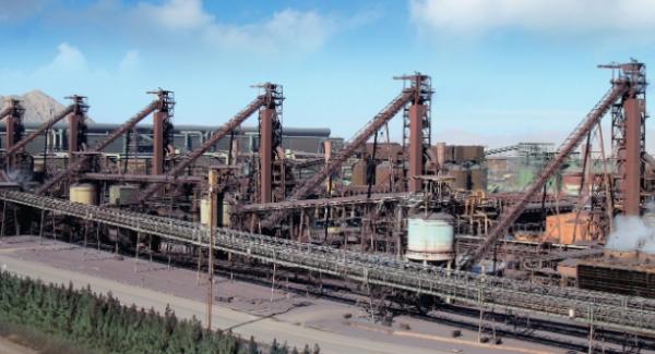 تولید بیش از 43 درصد آهن اسفنجی کشور در گروه فولاد مبارکه/ عرضه 7 میلیون تن محصول فولادی در دستور کار گروه مبارکه برای سال 98