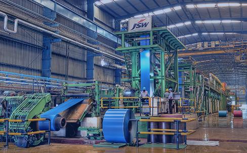 برنامه ریزی فولادساز هندی برای افزایش 6 میلیون تنی ظرفیت تولید در کارناتاکا