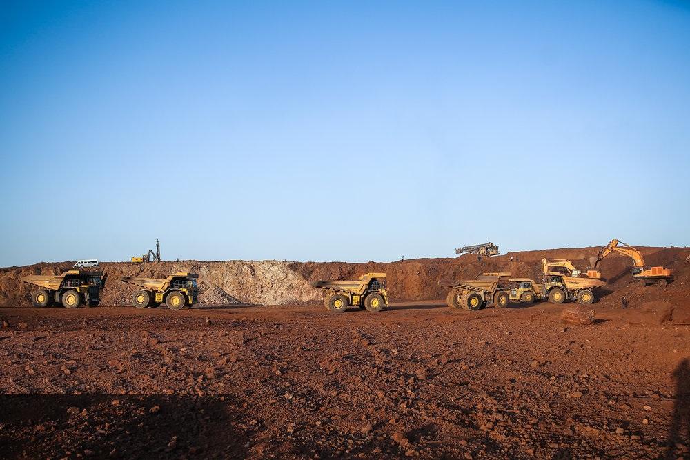 مجتمع سنگ آهن سنگان 2 میلیون تن فراتر از برنامه پیش بینی شده استخراج کرد/ تولید 5.5 میلیون تن سنگ آهن در سنگان/ اجرای 3000 کیلومترمربع عملیات اکتشافی در معادن سنگان