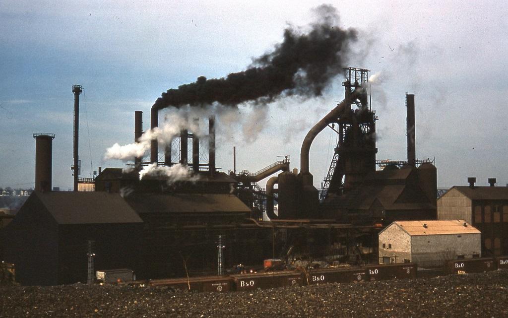 چین در کاهش انتشار گازهای گلخانه در صنعت فولاد موفق عمل کرد