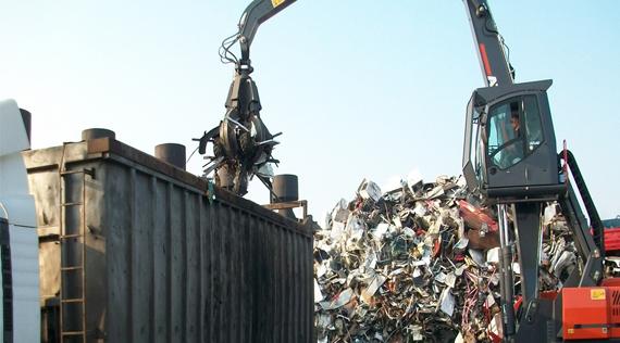 صادرات قراضه فولادی و آهنی آمریکا در نیمه اول سال 22 درصد کاهش یافت