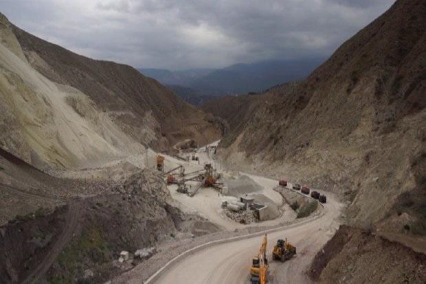 استخراج 4.5 میلیون تنی موادمعدنی از معادن چهارمحال و بختیاری/ اشتغال بیش از 1500 نفر در معادن استان