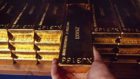 مصادره 20 تن طلای ونزوئلا توسط دویچه بانک زودتر از موعد مقرر