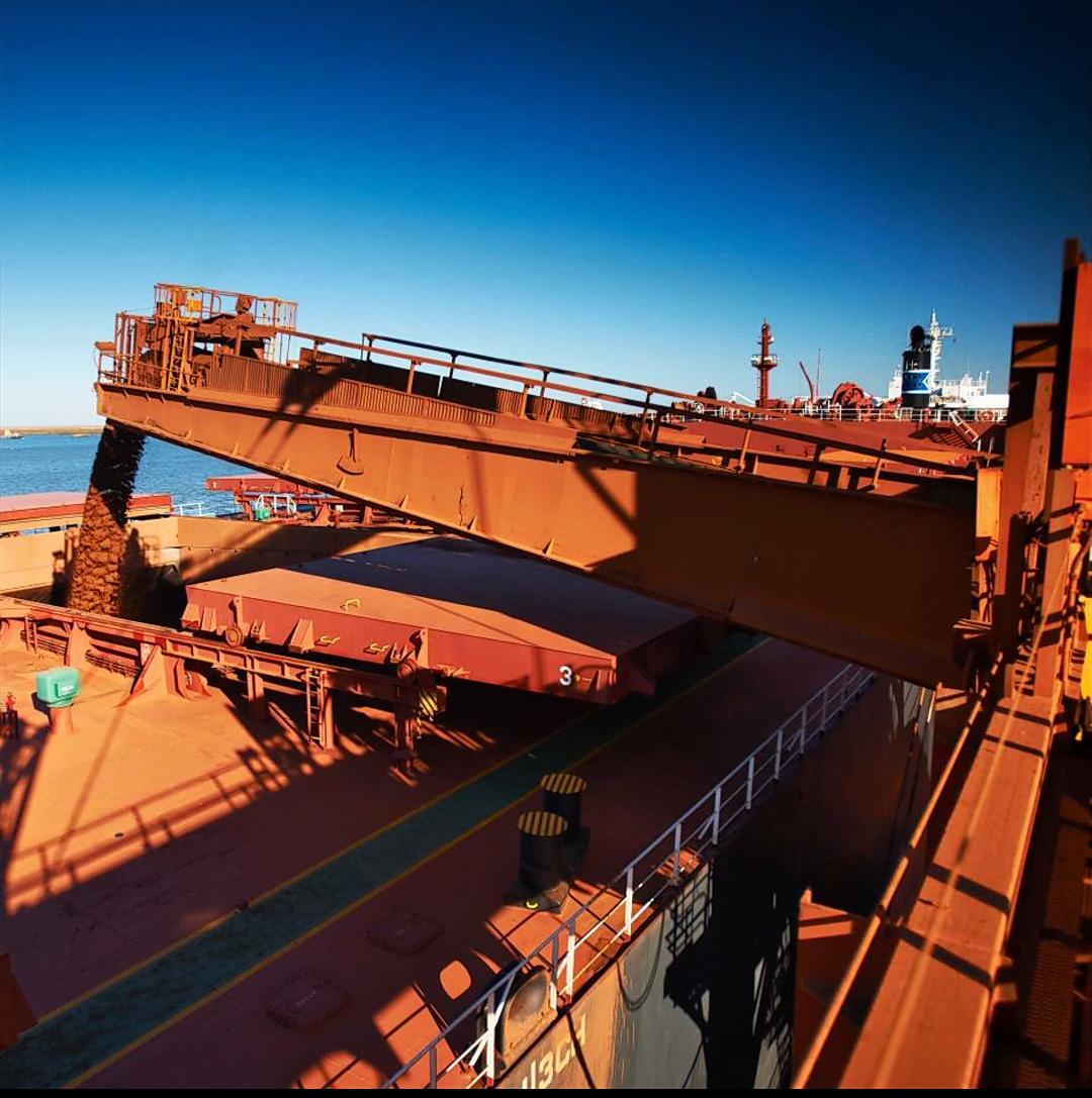 افزایش حجم واردات سنگ آهن چین در ماه می نسبت به آوریل/ تناژ وارداتی کمتر از می 2018 شد