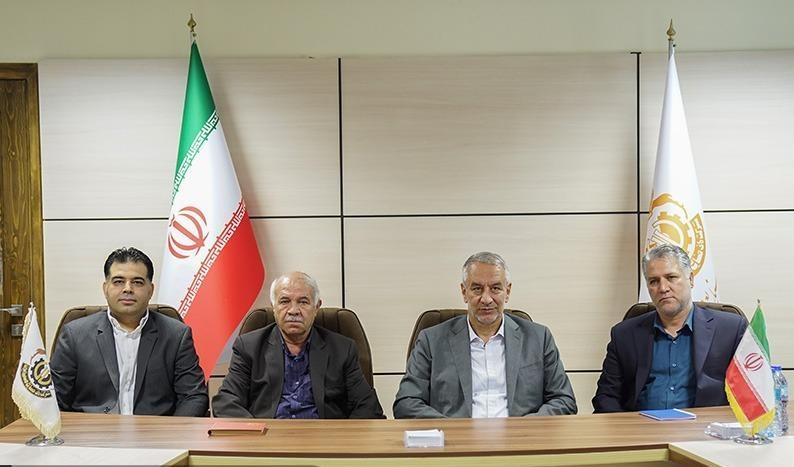 ترکیب جدید مدیریتی باشگاه صنعت مس کرمان انتخاب شدند/ کفاشیان رئیس هیئت مدیره، محمودینیا مدیرعامل