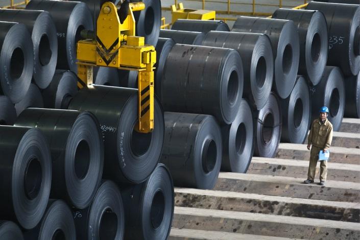 افت 17 درصدی صادرات محصول نهایی فولاد چین در ماه می