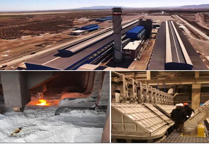 افتتاح و بهره برداری رسمی کارخانه 40 هزار تنی آلومینیوم جاجرم در خرداد ماه
